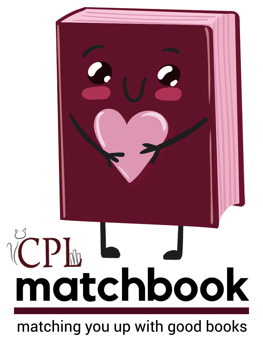MatchBook @ Cheshire Public Library Logo